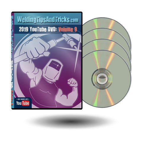WT&T 2019 YouTube DVD