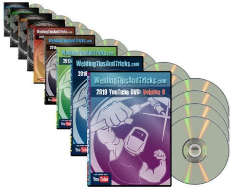 WeldingTipsAndTricks: DVD Bundle