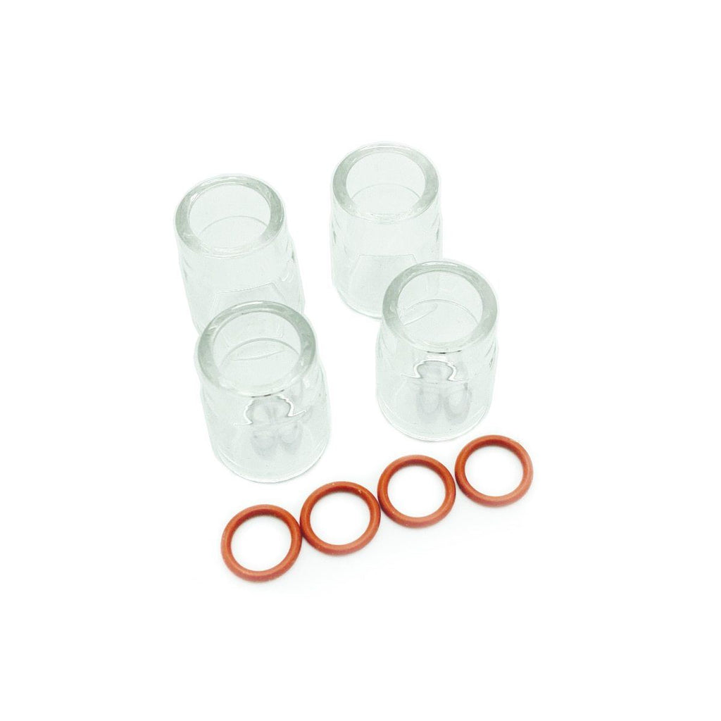 Furick #8 Pro Cup 4-Pack: Works With #9/20 Torches w/o Adapter and #17/26 Torches w/ Adapter Kit