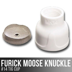 Furick #14 Moose Knuckle Ceramic TIG Cup