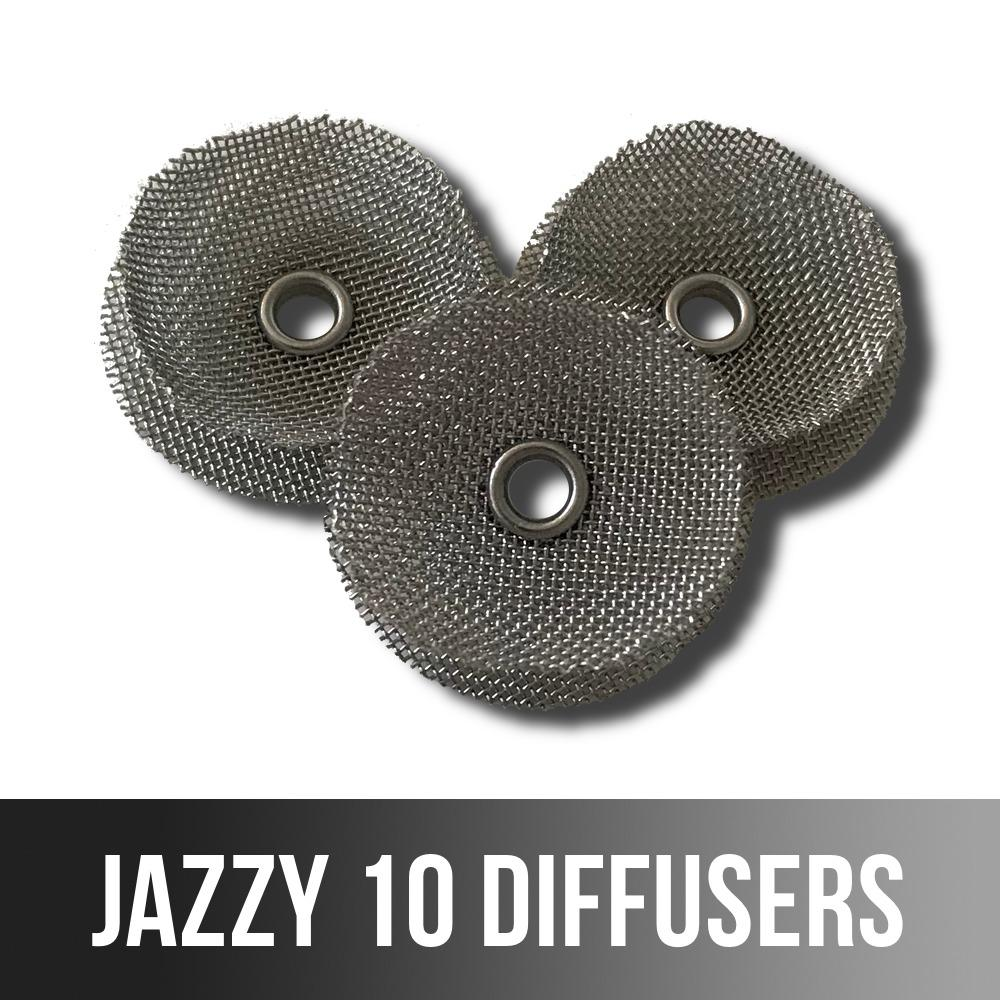 Furick Jazzy 10 Diffusers 3/32 (3-Pack)
