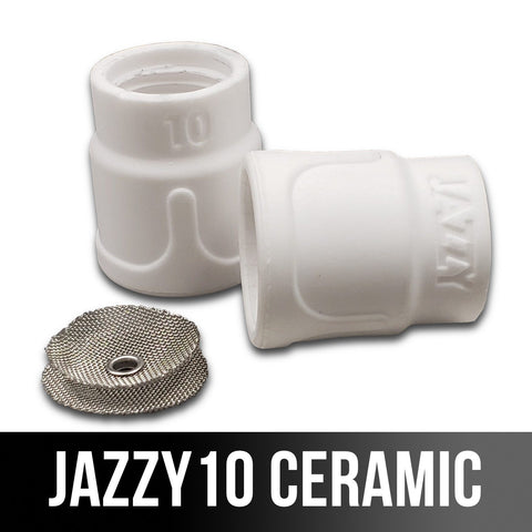 Furick Jazzy 10 Ceramic TIG Cup Kit <br>(for #9/20 Torches)