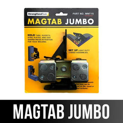 MagTab™ Jumbo from StrongHand Tools (MNT15)-Weldmonger Store (USA)