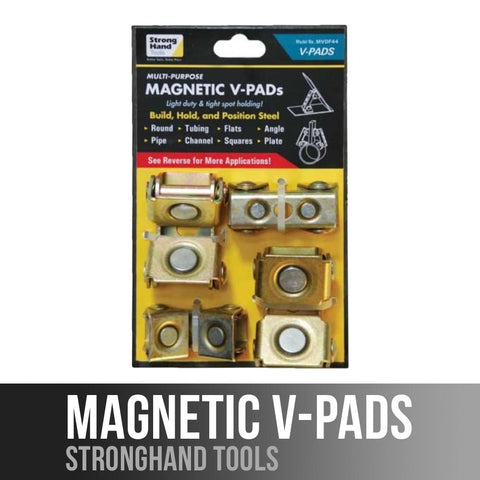 Stronghand Tools Magnetic V-Pads