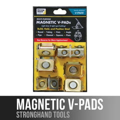 Stronghand Tools Magnetic V-Pads (4 pack)