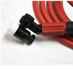 *CK Worldwide | TIG Torch #17 - 3 Series FL150 (Gas Cooled) (CK-FL1512VSF) W/ Valve, 12.5ft. Super Flex Cable