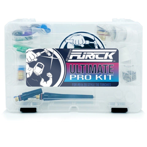 Weldmonger® / Furick Ultimate PRO Kit - For 9/ 20  Style Torches
