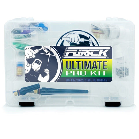 Weldmonger® / Furick Ultimate PRO Kit - For 17,18,26 Style Torches