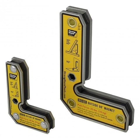 Strong Hand Tools - MLDT350 Inside / Outside Fixed Angle Magnets Combo Pack