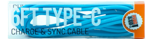 6' Type-C Cable