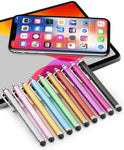 Universal Touch Screen Stylus Multi-Pack (Colors May Vary)