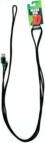 10' Micro USB Cable