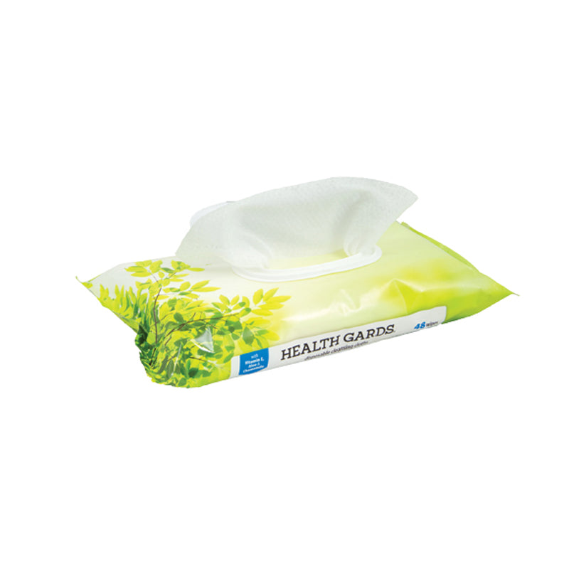 ALBAAD AT EASE® PRE-MOISTENED ADULT WIPES