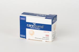 ASO CAREBAND™ SHEER ADHESIVE STRIP BANDAGES