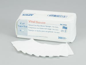AMD MEDICOM VITAL-GAUZE MULTI-PURPOSE GAUZE SPONGES