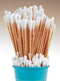 CROSSTEX ADVANTAGE PLUS® COTTON TIPPED APPLICATORS