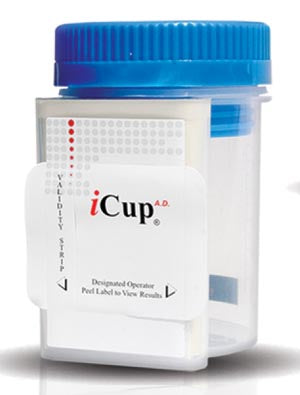 ALERE TOXICOLOGY ICUP® A.D. (ALL INCLUSIVE CUP)