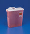 CARDINAL HEALTH DIALYSAFETY™ SHARPS DISPOSAL CONTAINER