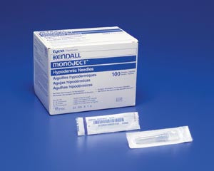 CARDINAL HEALTH MONOJECT™ SOFTPACK HYPODERMIC NEEDLES