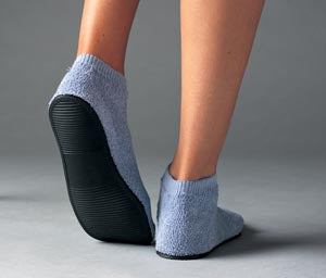 ALBA CARE-STEPS® III HIGH RIBBED ANKLE