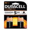 DURACELL® COPPERTOP® ALKALINE RETAIL BATTERY WITH DURALOCK POWER PRESERVE TECHNOLOGY