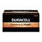 DURACELL® COPPERTOP® ALKALINE BATTERY WITH DURALOCK POWER PRESERVE™ TECHNOLOGY