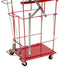CARDINAL HEALTH SHARPSAFETY FOOT PEDAL CARTS & FLOOR BRACKETS