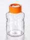 BOTTLE,250ML,.45MM,PS,W/CAP,S