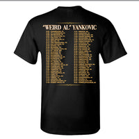 Strings Attached Official Tour T-Shirt