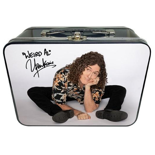 Seated Al Photo Lunchbox
