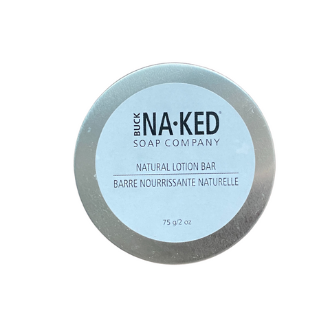 Natural Lotion Bar-Unscented