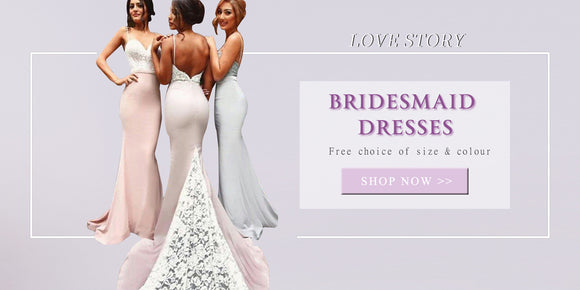 Free Custom Bridesmaid Dresses By AnneProm