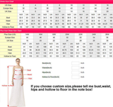 Anneprom V neck Ball Gowns Spaghetti Strap Wedding Dresses Simple Printed Bridal Dress APW0286