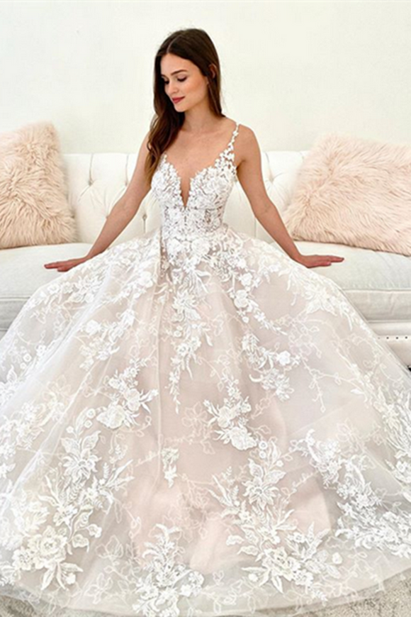 Anneprom The Perfect Wedding Dress For The Blushing Bride For Sale APW0248