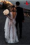 Anneprom New 2021 Collection of Sparkle Wedding Dress for Sale, Cheap Wedding Dress Online APH0048