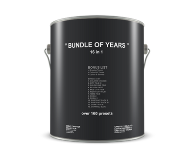 Bundle of years