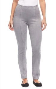 FDJ stretch suede feel pull-on pants