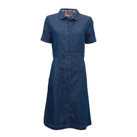 BRAKEBURN DENIM DRESS