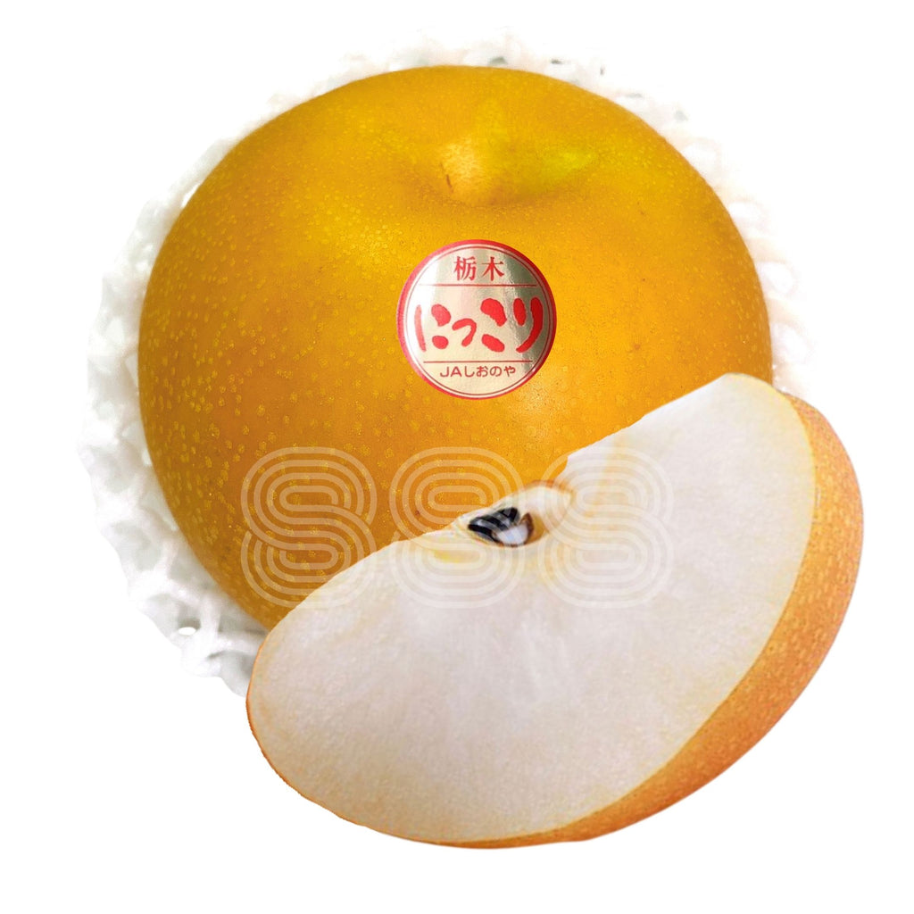Japan Tochigi Nikkori Pear (Giant, 2pc)