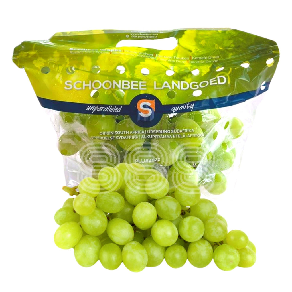 Ivory Green Seedless Grapes