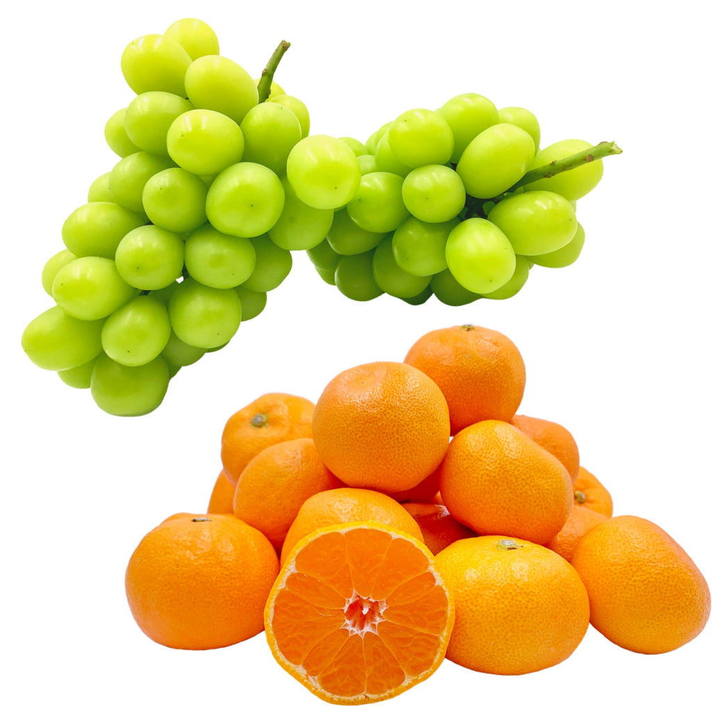 Jumbo Grape-Mikan Pack