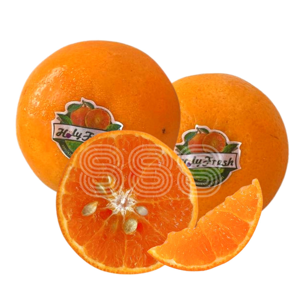Holy Fresh Mikans Mandarin Oranges (12pcs)
