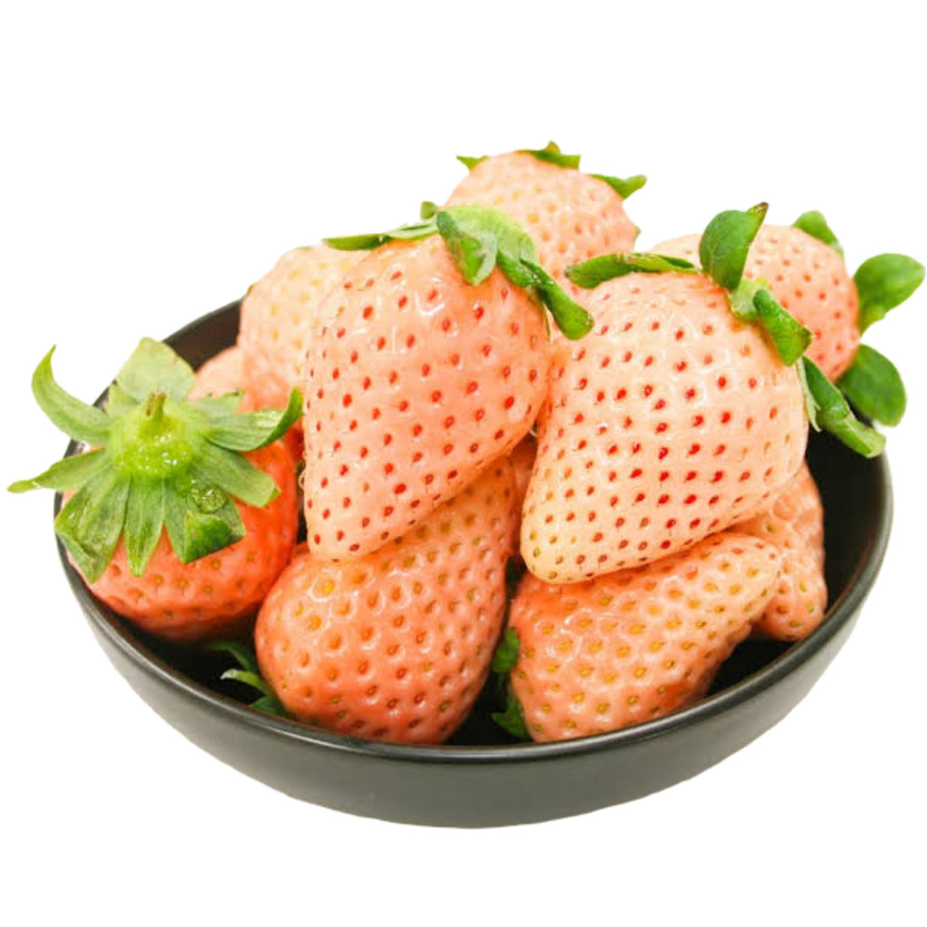 Korea Large Pink Bell Strawberry