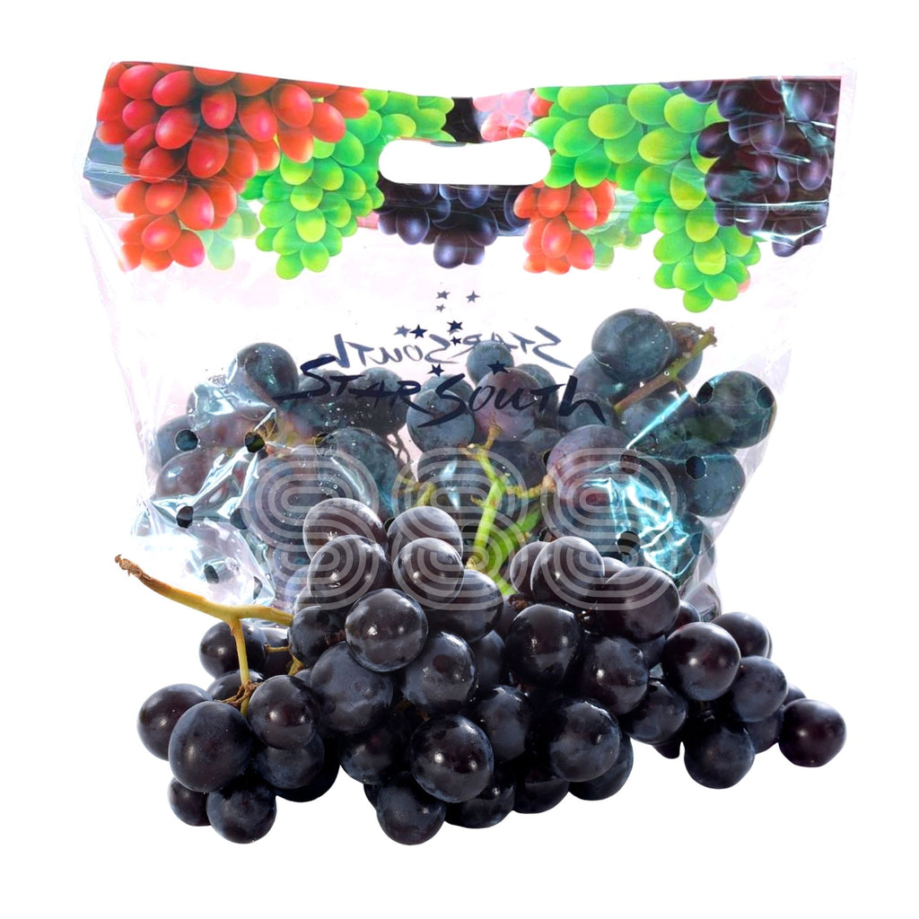Star South Adora Black Seedless Grapes