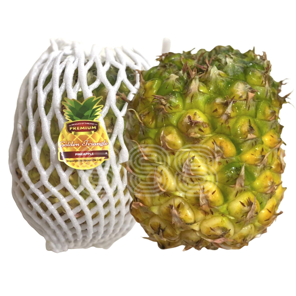 Thai Golden Triangle Pineapple (2pc)