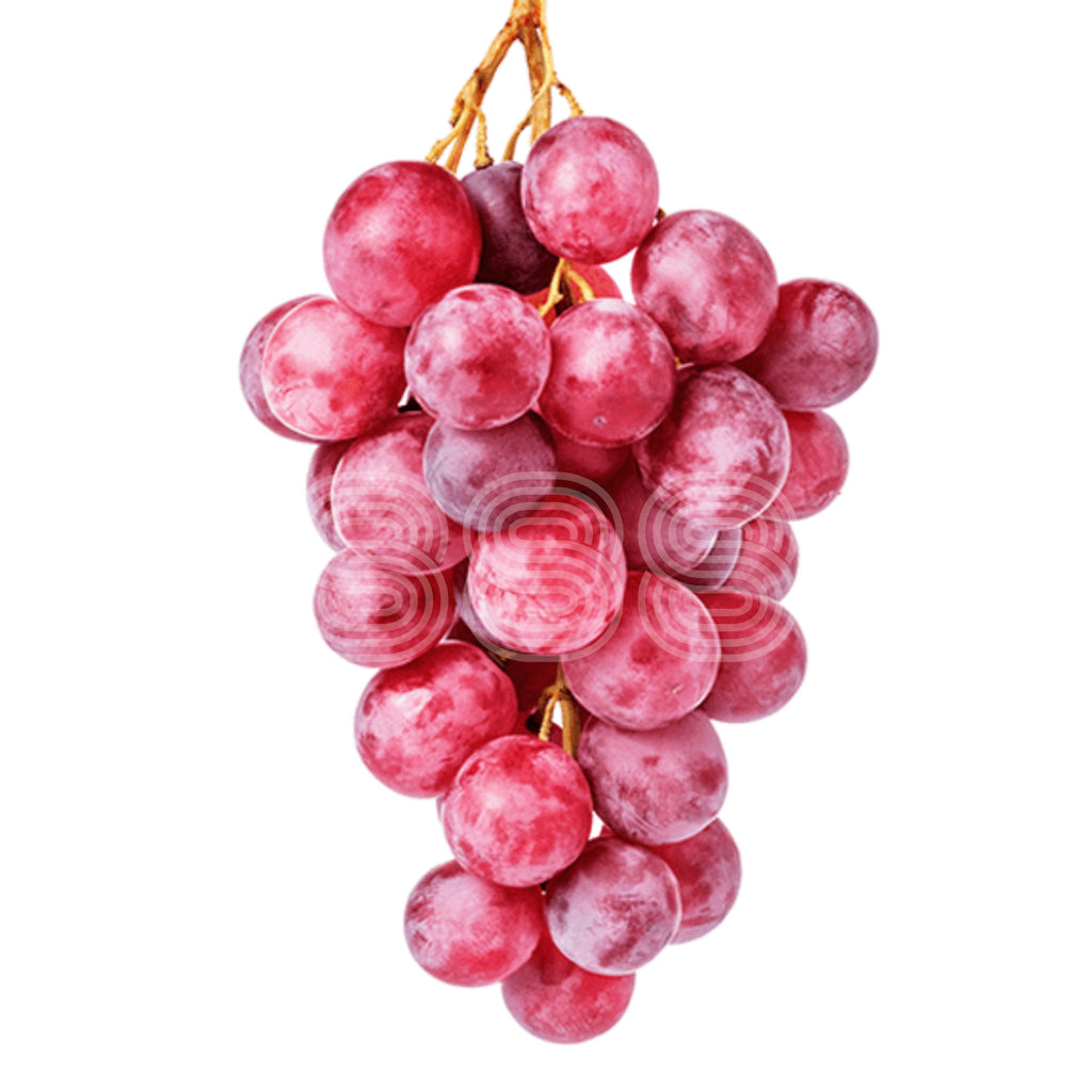 California Red Globe Grapes (Seedless)