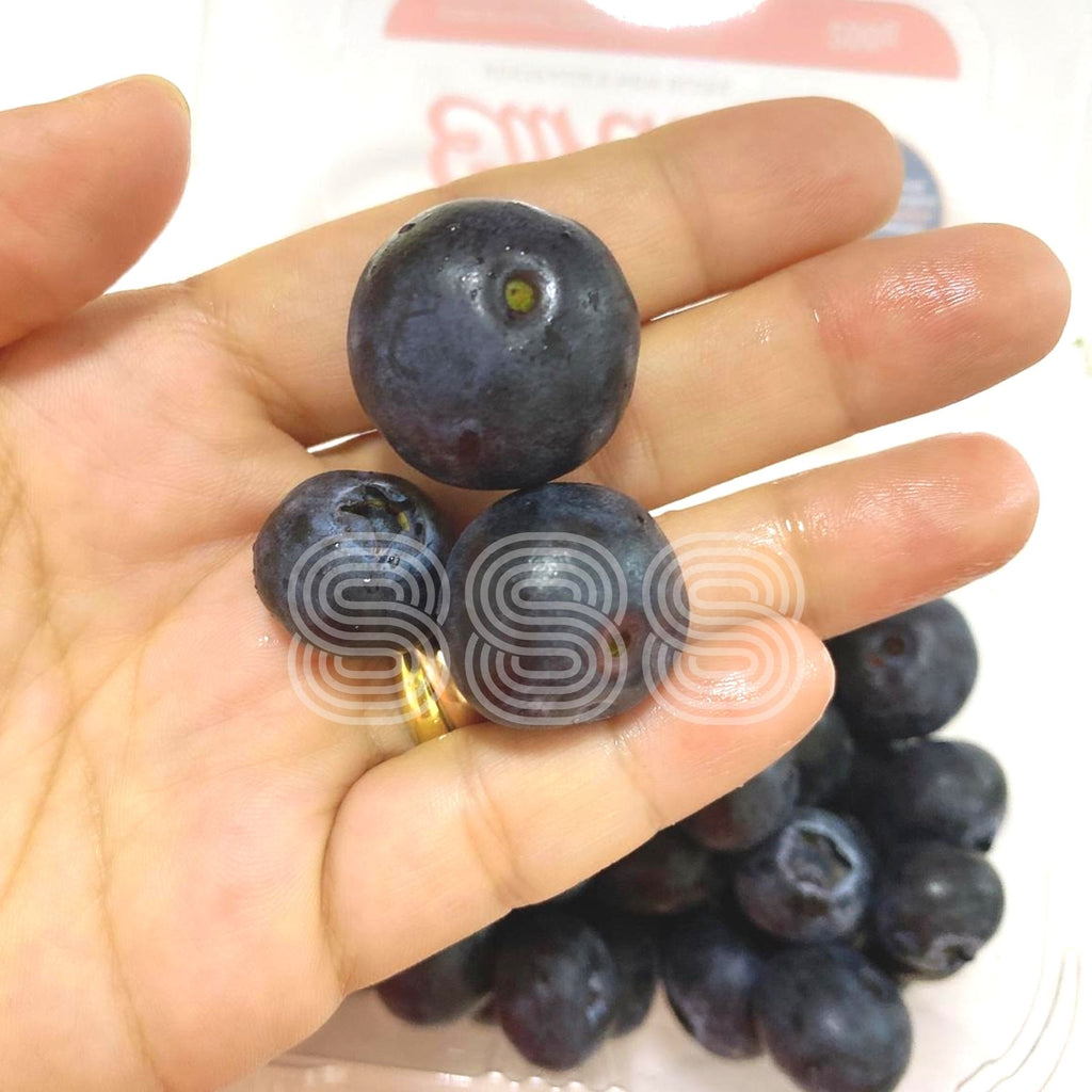 Australia Sweet Blueberries (200g, 3 Punnet)