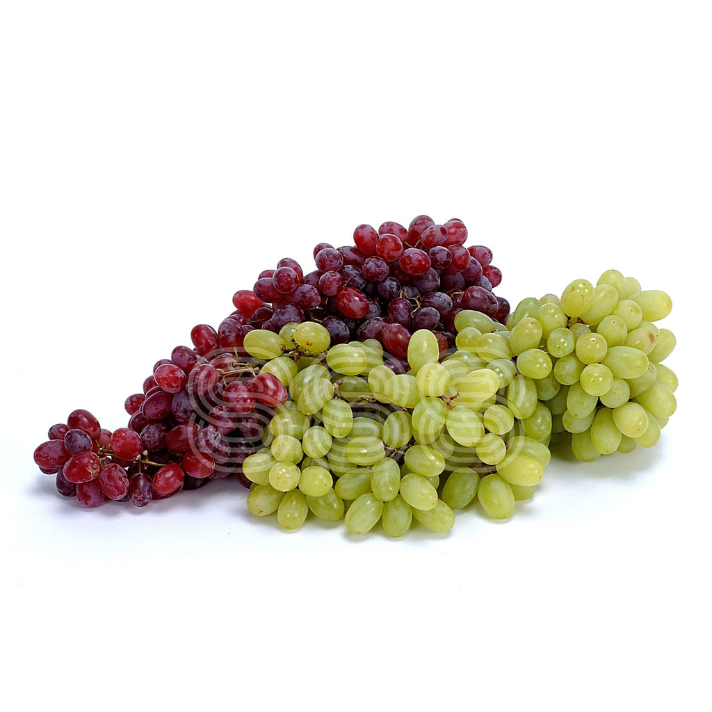 Egypt Seedless Grapes 500g (Prime Green/ Flame Red)