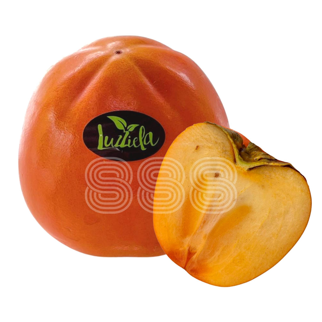Spain Kaki Persimmons (Jumbo, 4pc)
