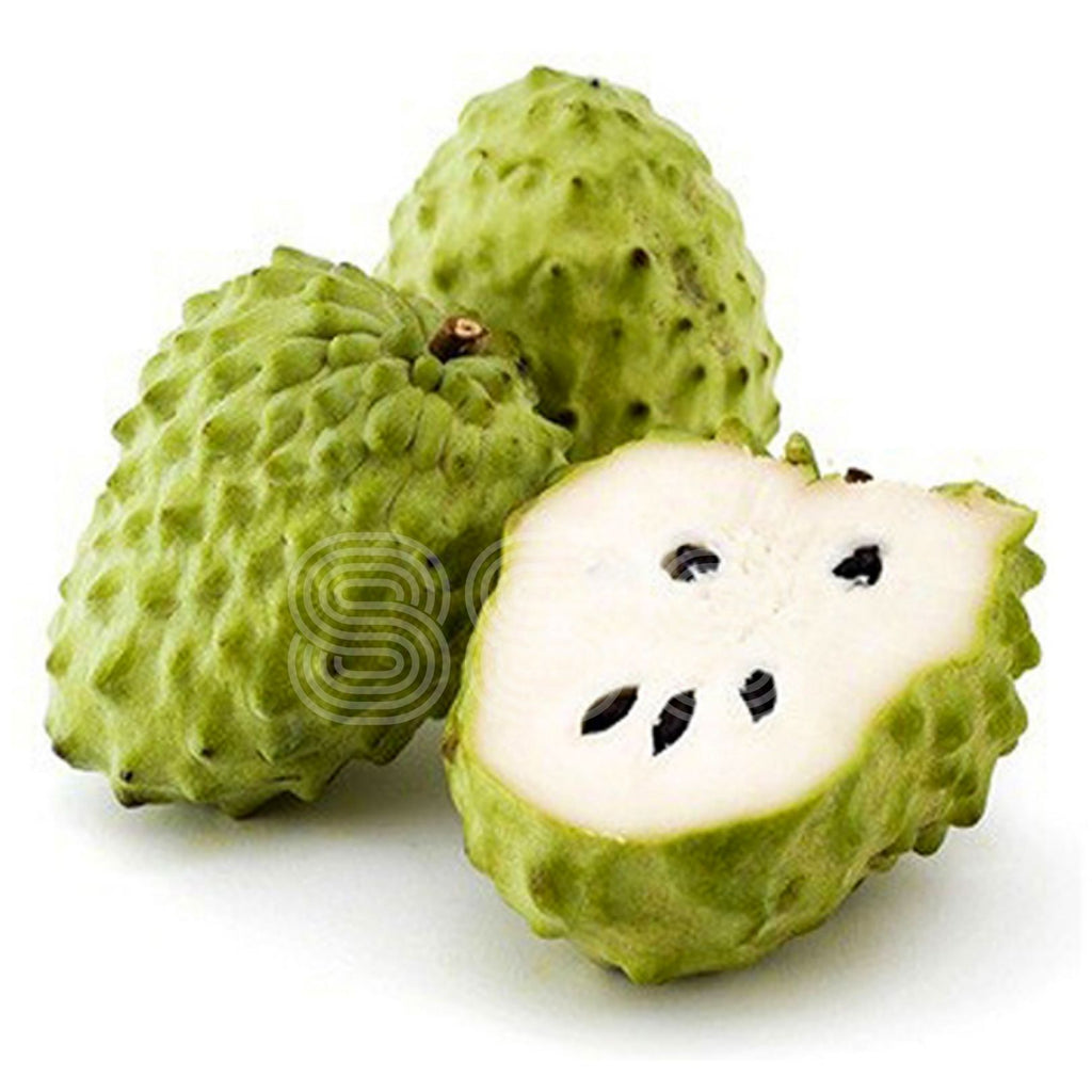 Taiwan Sugar Apples (Custard Apple, 2pc)